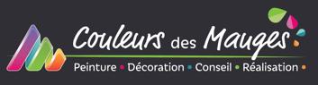 Couleurs des Mauges – Décoration Logo